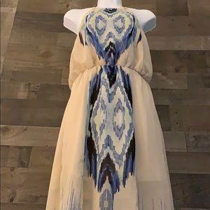 Soulmates Halter top Maxi Dress